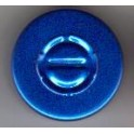 20mm Center Tear Vial Seals, Sapphire Blue, Bag of 1000
