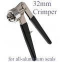 32mm Aluminum Seal Vial Crimper by Kebby