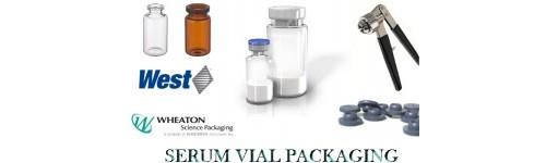 Serum Vial Packaging