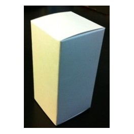 Serum Vial Boxes, White, for 30-50mL Vials, Pk 100