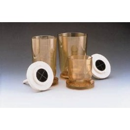 Pall Magnetic Filter Funnel Assembly with Lid