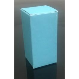 Serum Vial Boxes, Light Blue, for 10mL Vials, Pk 100