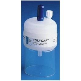 Whatman Polycap TC 0.8/0.2um Sterile with Filling Bell, Pk 1