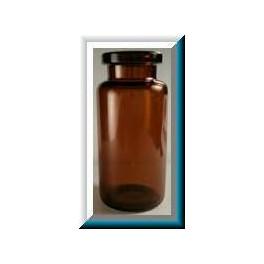 10mL Amber Serum Vials, 24x50mm, Case of 1085