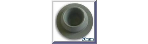20mm Serum Vial Stoppers