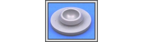 30mm Serum Vial Stoppers