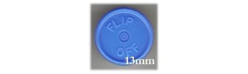 13mm Flip Off Vial Seals